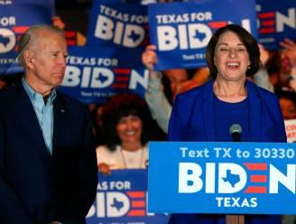 """Ex-kandidate Klobuchar wil geen running mate Biden meer worden: """"Historisch moment om gekleurde vrouw die plek te geven"""""""