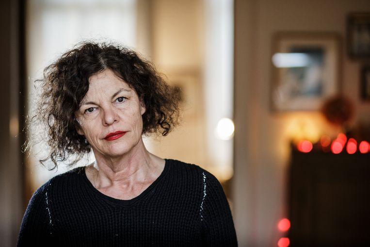 Hilde Van Mieghem doet haar verhaal in een podcast van VRTNWS.