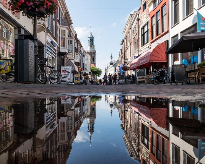 De nieuwe coalitie van Drents Overijsselse Delta wil wateroverlast in steden en dorpen voorkomen.
