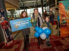 Euroscoop ontvangt 500.000ste bezoeker in megabioscoop Schiedam