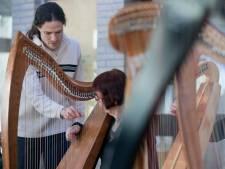 Harpisten treffen elkaar in Bretonse sfeer