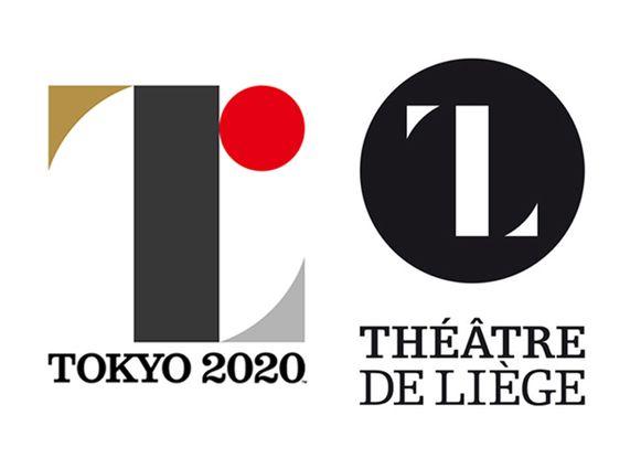 Beide logo's.