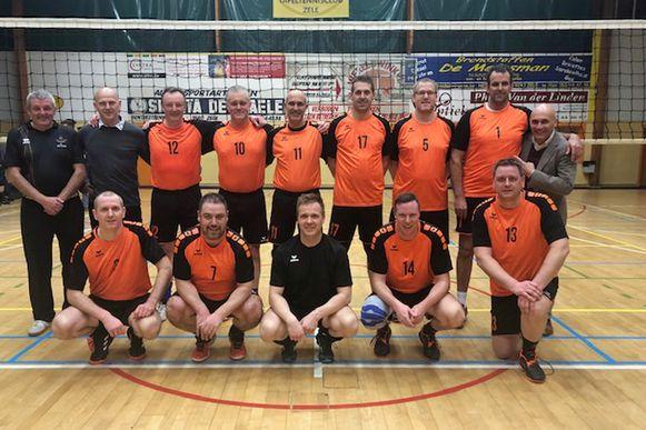 50-jarig bestaan volleybalclub Juvenes Zele