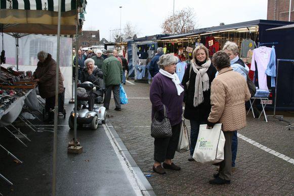 Op tweede kerstdag is er wel een wekelijkse donderdagmarkt in Kapellen, op 2 januari niet.