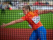 Janneke Pluimes: 'Nu woon ik dichterbij het atletiekwalhalla'