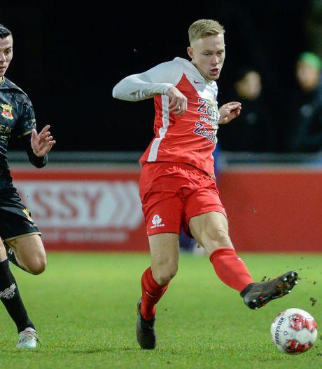 GA Eagles oefent tegen eerste elftal FC Utrecht na positieve coronatest bij beloften