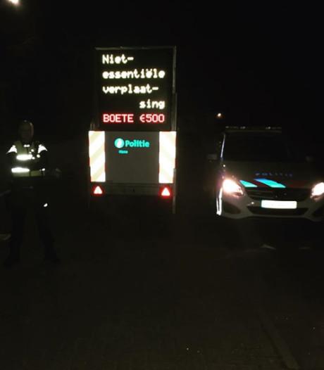 Duizenden mensen teruggestuurd die 'stiekem' oversteek naar België wagen: 'Behoorlijk dom als je gaat'