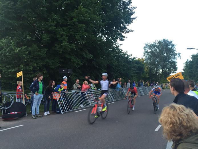 De finish van Horst en Telgt. Foto: Marco Jansen