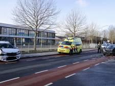 Twee auto's klappen op elkaar in Boxmeer en raken total loss