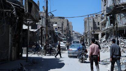 """Parijs: """"Bewijzen in Douma zullen verdwijnen voor OPCW ter plaatse is"""""""