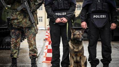 Grote antiterreuractie in noorden Duitsland