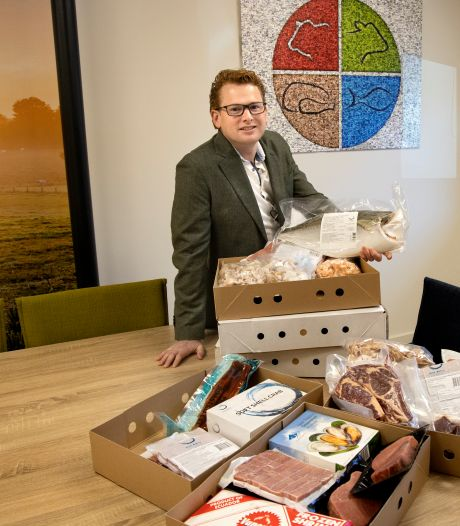 Van vis per pallet naar vis in kilopakketjes bij ESRO Seafood in Nuenen: 'Weggooien is doodzonde'