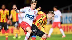 """KV Mechelen geraakt niet voorbij KV Kortrijk: """"De vrees om initiatief te nemen overheerste"""""""