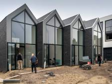 Project tiny houses Dongen van de baan