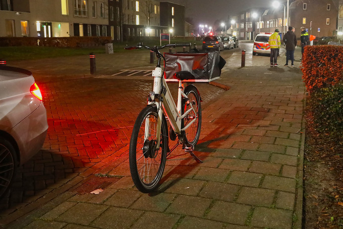 Pizzabezorgers overvallen in Oss.