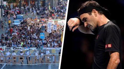 """""""Roger, word wakker"""": kritiek op nationale held Federer zwelt in eigen land aan door sponsordeal"""