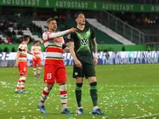 Weghorst met Wolfsburg te sterk voor FSV Mainz
