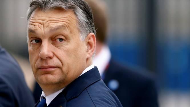 Hongarije houdt vast aan omstreden wetten