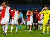 Feyenoord blijft puntloos in CL na nipt verlies van Sjachtar