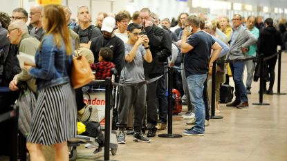 Duizenden reizigers delen in de klappen: bij skeyes is niemand nog voor rede vatbaar