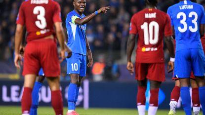 Snelle goal en heerlijke Rabona-pass: de hoogtepunten uit Genk-Liverpool