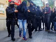 Arrestaties in Barcelona bij grootschalige antiterreuroperatie