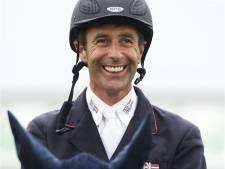 Topruiter Eric van der Vleuten wint op Indoor de Bergen