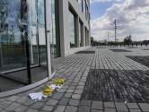 Ook bananen bij rechtbank Breda: 'Tegen beknotting van onze vrijheid'