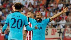 LIVE. En daar is de 0-2 al! Lucas Moura zet Tottenham met knappe goal op dubbele voorsprong
