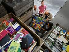 De boeken van de Erichemse kerk zijn weer schoon