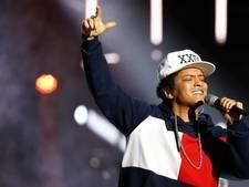 Bruno Mars geeft miljoen aan slachtoffers watercrisis Flint