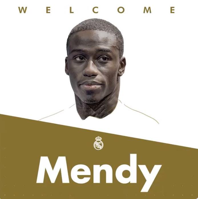 Ferland Mendy.