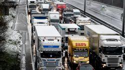 Nummerplaatherkenning moet inhaalverbod voor vrachtwagens afdwingen