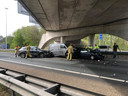 Ongeval A58 Best.