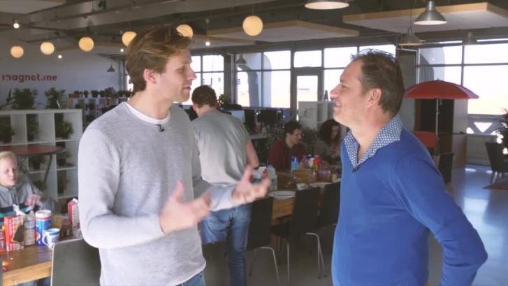 De Kramer Kiest met Vincent Karremans (VVD):  Ik werk soms wel 70 uur per week