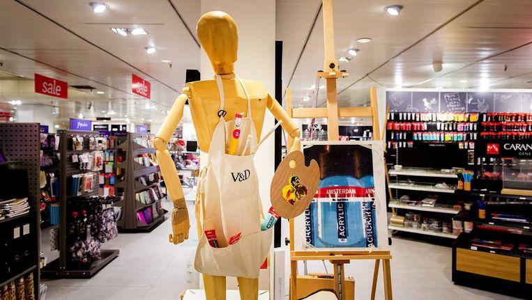 V&D in Utrecht. Beeld anp