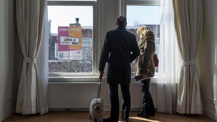 Het merendeel van de beginnende huizenkopers krijgt financiële hulp.