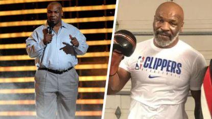 Van 172 kilo naar 'de beste vorm van zijn leven': de opvallende transformatie van Mike Tyson uitgelegd