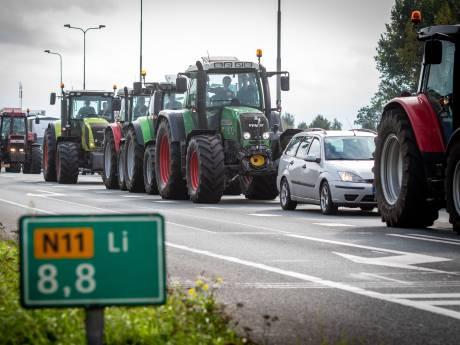 LIVE   Drukke ochtendspits verwacht door nieuw boerenprotest, vooralsnog geen files in Groene Hart