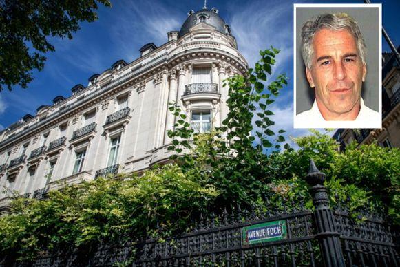 Miljardair Jeffrey Epstein (1953-2019) bezat dit luxe-appartement aan de Avenue Foch in het 16e arrondissement van Parijs, het arrondissement met de hoogste woningprijzen van Frankrijk.