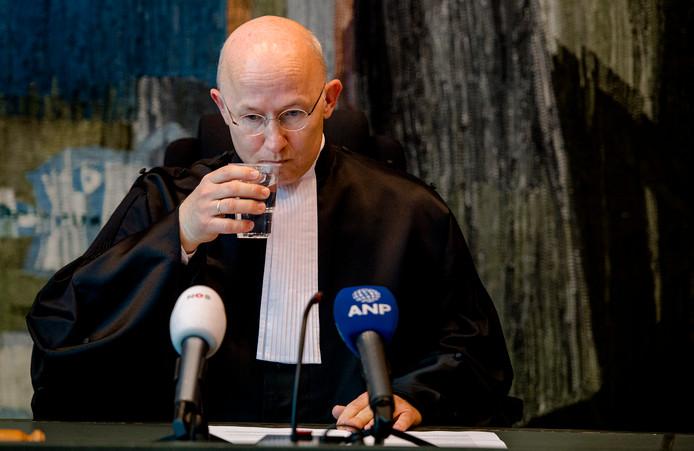 Procureur-generaal bij het Openbaar Ministerie, meester Rinus Otte