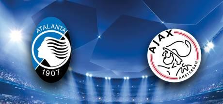 LIVE   Ajax op bezoek bij Atalanta in tweede Champions League-duel