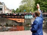 PVV woest over klimaatdemonstratie tijdens koninklijk bezoek aan Amersfoort