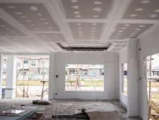 Groene rust en 170 woningen in bouwplan 't Oog Hardinxveld-Giessendam