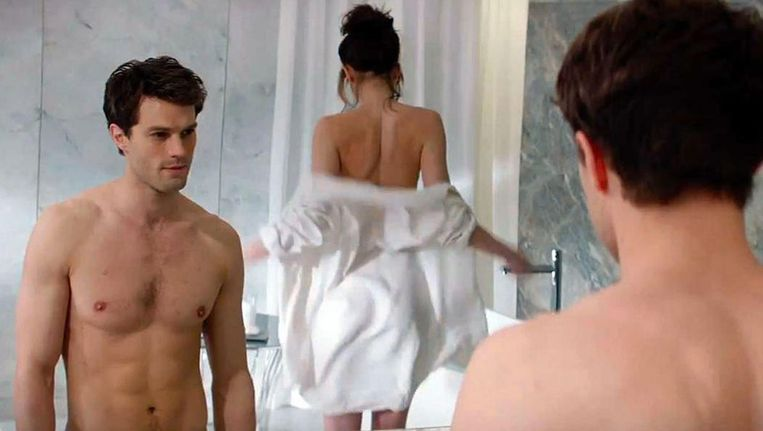 Jamie Dornan in Fifty Shades of Grey.