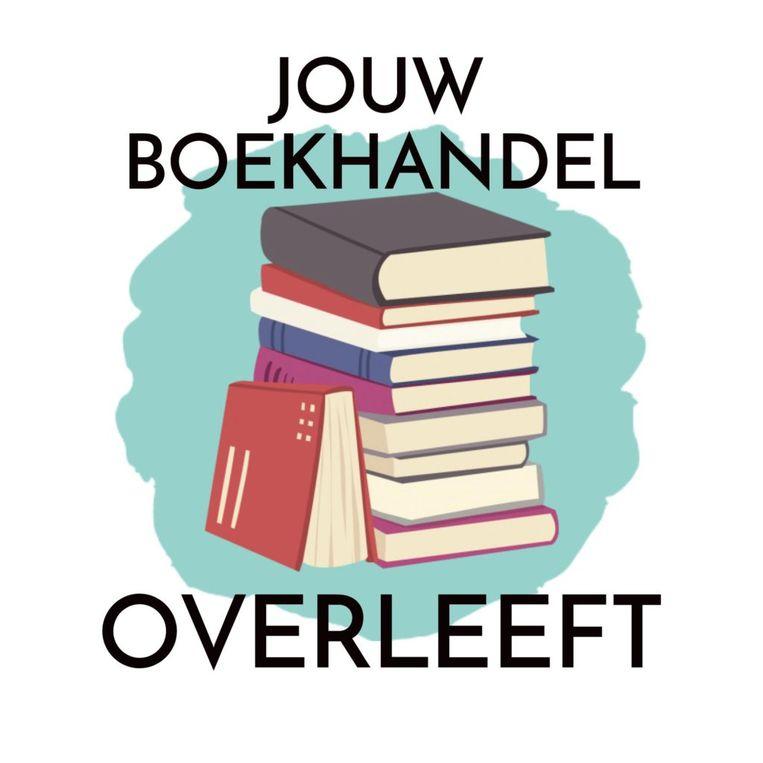 'De boekhandel overleeft' van uitgeverij Van Oorschot Beeld null