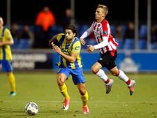 Albert Gudmundsson wijst Jong PSV weer de weg