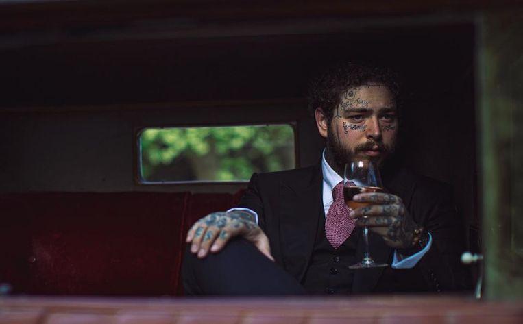Post Malone brengt zijn eigen rosé uit.