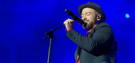 Justin Timberlake terug in Super Bowl halftime show