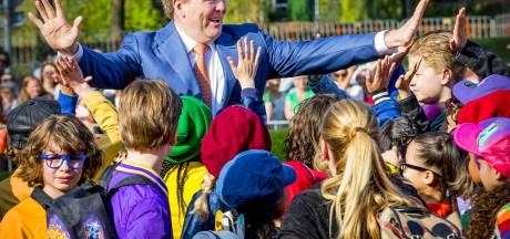 1,2 miljoen kinderen doen vandaag mee aan de Koningsspelen: trek een jas aan, het wordt fris